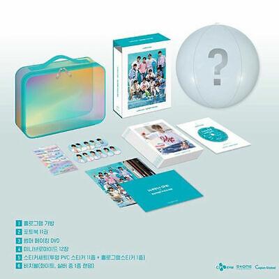 WANNA ONE Summer Package DVD+HologramBag+Photobook+Bromide+Sticker+Beachball+Etc