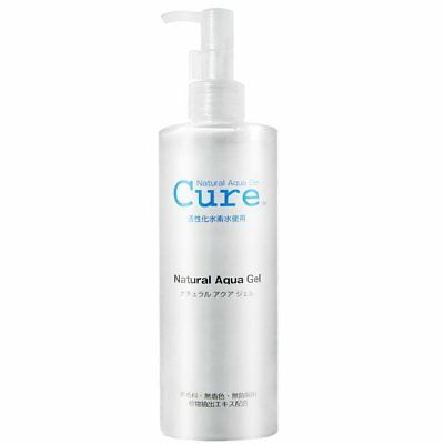 Cure Natural Aqua Gel Peeling Skincare Exfoliator 250Ml Made In Japan Us Seller