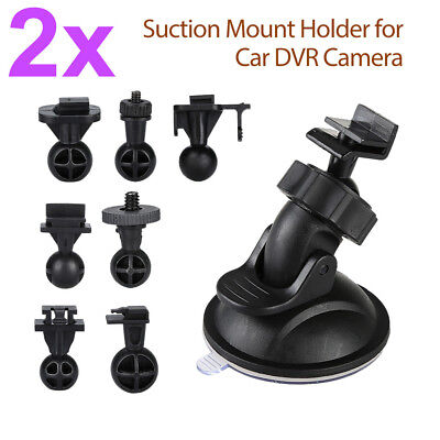 2Sets Mount Bracket + 7 Joints For Viofo A119 A129 G1W-CB Night Vision Dash Cam