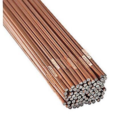 70s6 Mild Steel Tig Welding Rods 5ibs 18 Tig Wire Er70s6 18 X 39 5ibs Box