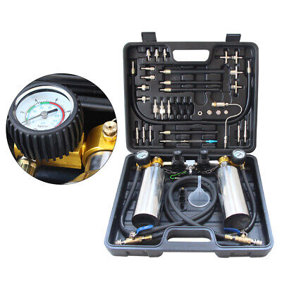 Car Fuel Injector Cleaning Tool Non-Dismantle Air Intake System Nozzle Clean USA