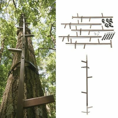 25 Climbing Sticks Tree Step 5 Sections Hunting Safety Security Outdoor Sports