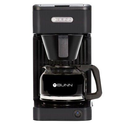 Bunn 52900.0000 Tear Brew Select Black 10-Cup Coffee Maker, Black