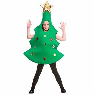 Weihnachtsbaum Kinder Weihnachten Kostüm Krippenspiel Outfit Jungen - Weihnachtsbaum Outfit