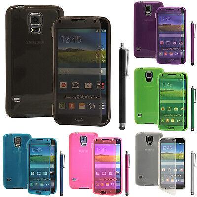 Portfolio Di Custodia Cover Guscio A Libro Per Seri Samsung Galaxy S
