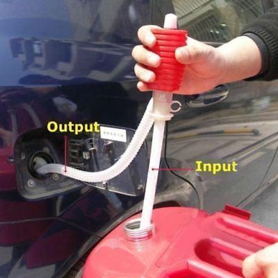 Home 1 Pcs Liquid Hand Portable Car Sucker Transfer Siphon Pump Manual Oil