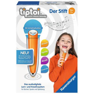 RAVENSBURGER tiptoi® Der Stift mit Player Pen Kinderspielzeug Lernspielzeug ()
