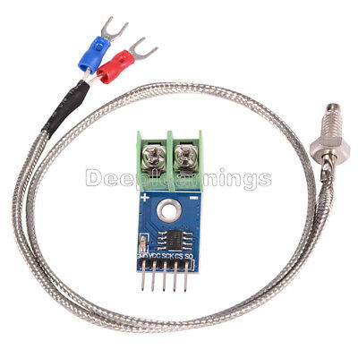 1pcs Max6675 Module K Type Thermocouple Temperature Sensor For Arduino