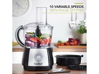 NEW VonShef Food Processor for Sale