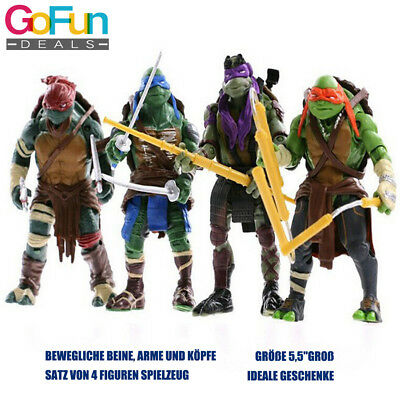 - Neue Teenage Mutant Ninja Turtles