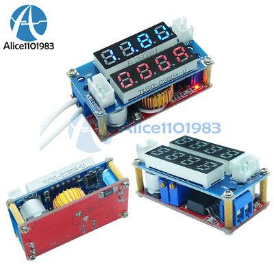 Cccv Adjustable 5a Step Down Charge Led Panel Voltmeter Ammeter Display Module