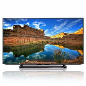 """Brand New 50"""" Smart 4K Television - Payment Plan"""