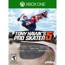 Activision Tony Hawk Pro Skater 5 (Xbox One) Video Game
