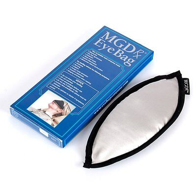 MGD RX EyeBag® Blepharitis Eye Mask - Warm Medical Compress for Dry Eye Relief