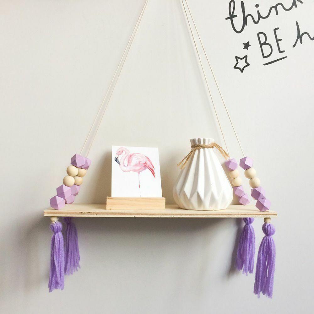 Wall Shelves Hanging Decor Nursery