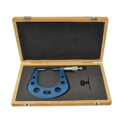 1-2 Disc Brake Micrometer Carbide 0.001 Grad Carbide