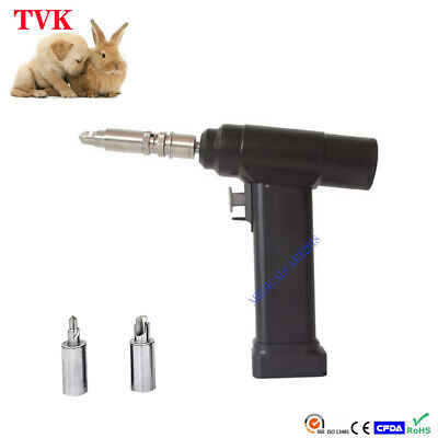Handheld Veterinary Electric Self Stop Cranial Drill -surgical Orthopedic Tools