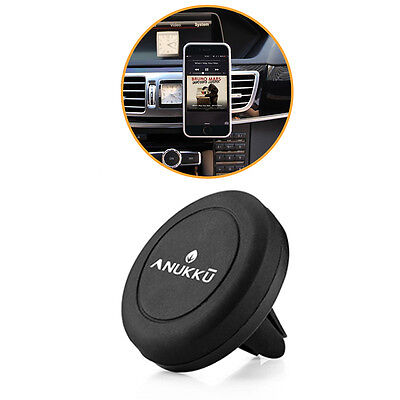 Porta Telefono GPS Auto Magnetico Supporto Universale Anukku Car Holder Air Vent
