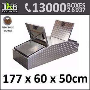 Toolbox Gullwing of Aluminium-Top Opening Ute Trailer Truck Stora Sydney City Inner Sydney Preview