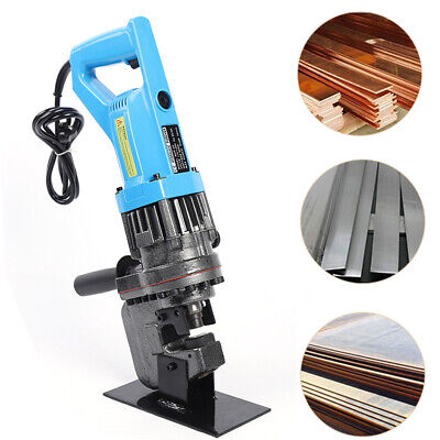 Electro-hydraulic Sheet Metal Hole Punch Puncher Press Knockout Metric Die Usa