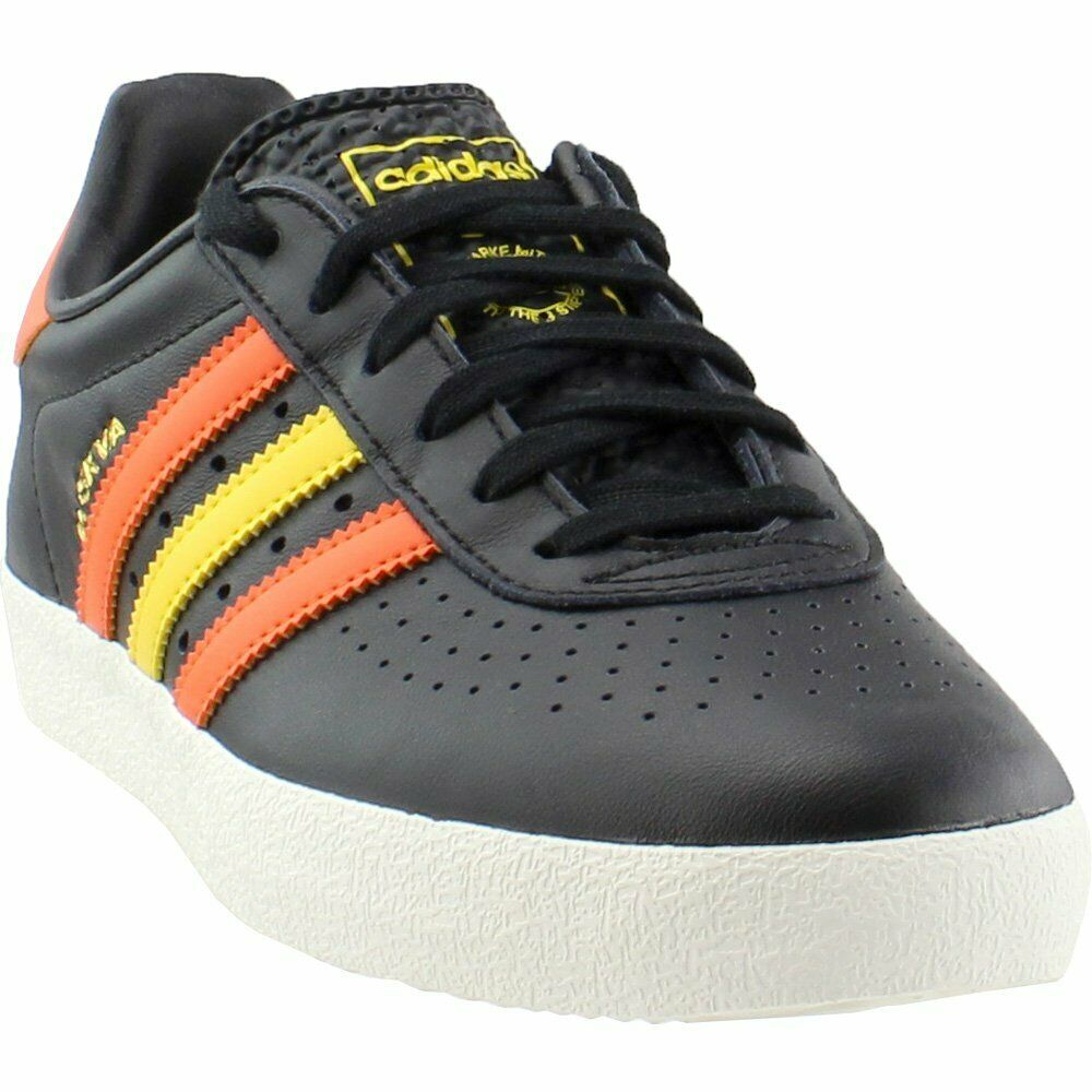 adidas  350  Casual   Sneakers - Black - Mens