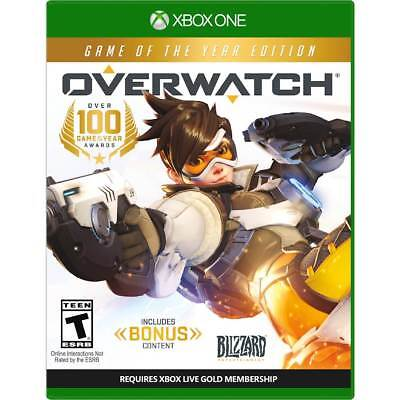 Overwatch - Nervy of the Year Edition - Xbox One