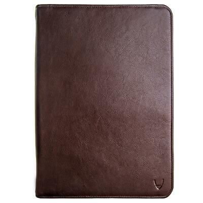 Hidesign IMG iPad Leather Portfolio/Padfolio With Handmade P