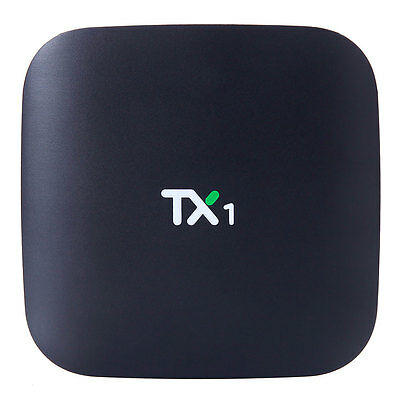 4K Quad Core S805 Smart TV BOX TX1 Android  Free Sports