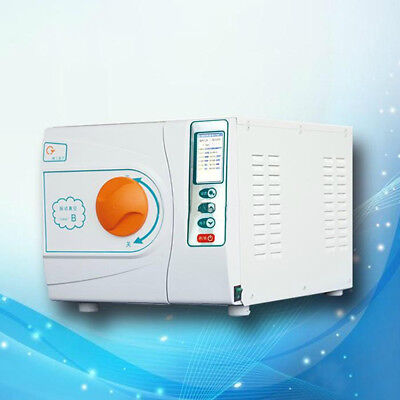 23L Dental Vacuum Steam Sterilizer Autoclave Machine Class B 2200W 134℃ for sale  China