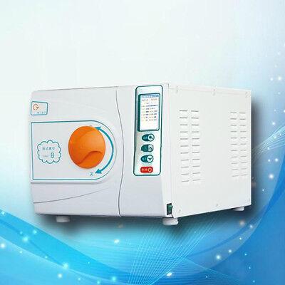 Steam Sterilizer Autoclave Machine For Dental Lab Equipment 23l 2200w Ho