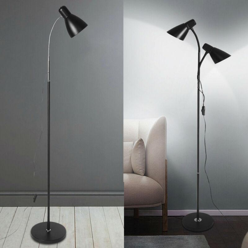8.2 Ft Modern Tall Standing Floor Lamps LED Reading Living R
