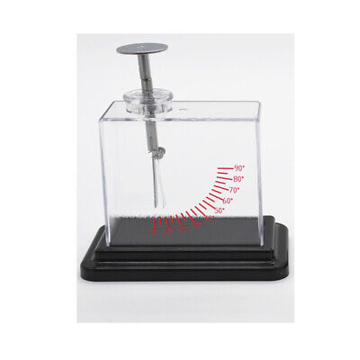 Platinum Plate Foil Electroscope Physical Electrical Teaching Equipment