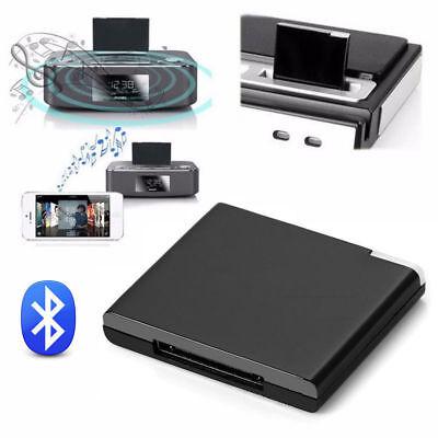 Bluetooth Musik Audio Empfänger Adapter 30Pin Dock Lautsprecher für iPhone iPod Ipod Bluetooth Adapter
