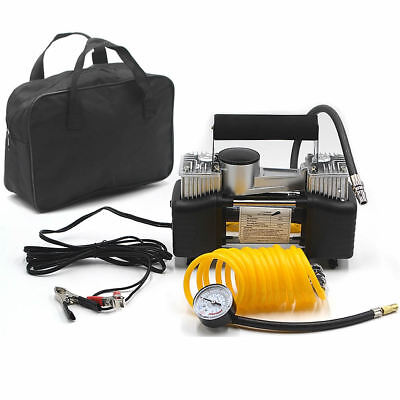 Portable 12V 150PSI Electric Car 4x4 Auto Air Compressor Pump Tyre Inflator
