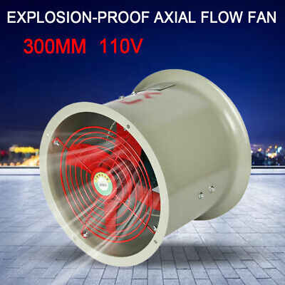 300mm Explosion-proof Axial Flow Fan For Factory Ventilation Heat Dissipation