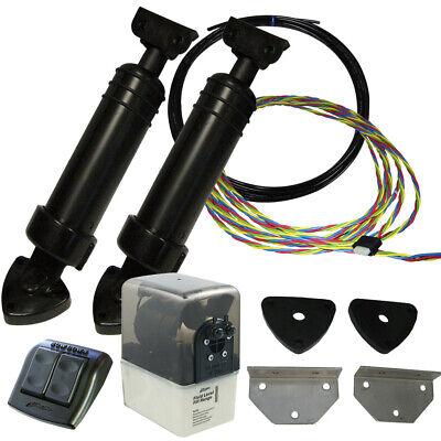 Bennett Marine V351Lk Lenco To Conversion Kit Electric Hydraulic