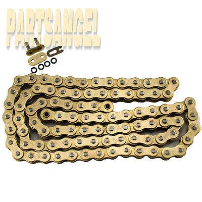 630 Gold O-Ring Chain 92 Links Kawasaki KZ 1000 A B C D 1977-1981 1978 1979 1980