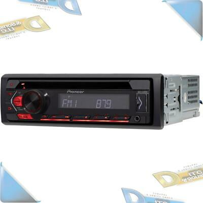 NEW Pioneer Single-DIN In-Dash CD Player Car Stereo Radio wi