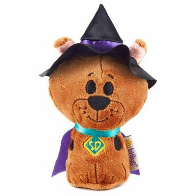 Halloween Scooby-Doo Hallmark itty Bitty bittys Plush Animal Toy Witch Dog Snack - Scooby Doo Halloween Toys