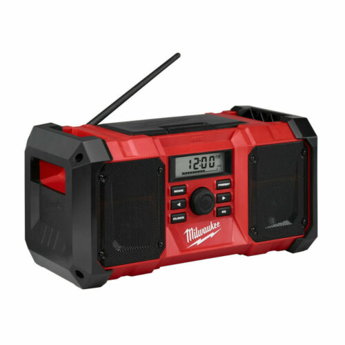 Milwaukee M18 18-Volt Lithium-Ion Cordless Jobsite Radio 2890-20 NEW