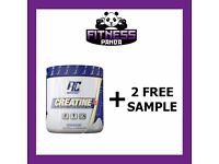 Ronnie coleman creatine monohydrate supplements