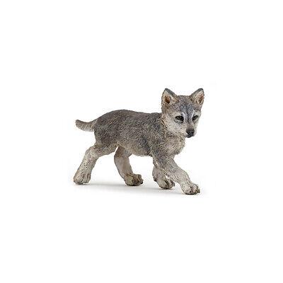 PAPO Wildtiere - WOLFJUNGES * WOLF CUB - 50162 - NEU
