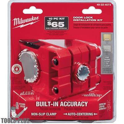 """Milwaukee 49-22-4073 Polycarbonate 1-3/8"""" - 1-3/4"""" Door Lock"""