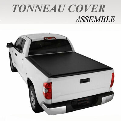 Gator Sr1 Roll Up Fits 07 13 Toyota Tundra 6 5 Ft Tonneau Truck Bed Cover No