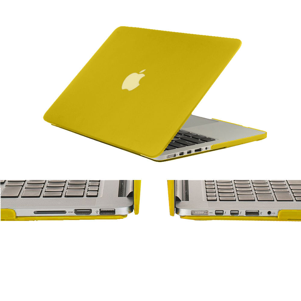 Rubberized Hard Case Shell For Macbook Air Pro Retina 11/13/15