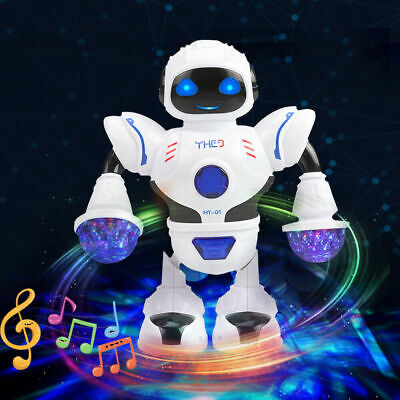 Robots For 4 Year Olds (Toys For Boys Robot Kids Toddler Robot 2 3 4 5 6 7 8 9Year Old Age Cool Gift)