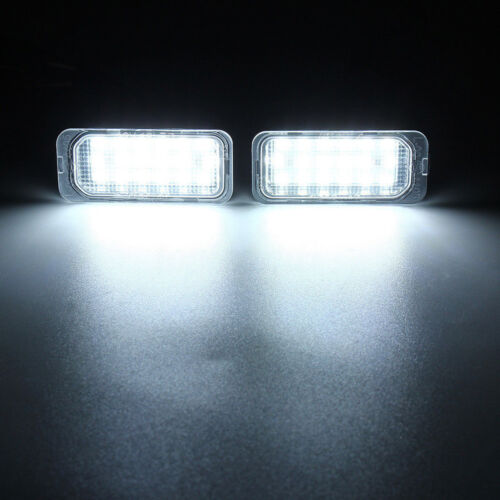 09-15 Jaguar XFR Number Plate Bulbs LED SMD Bright White Upgrade Lights