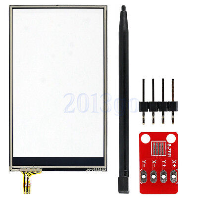 3.2 80 47mm Resistive Touch Screen Kit With Touch Pen For Arduino Yg