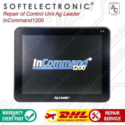 Control Unit Ag Leader InCommand1200 4004300-1, 10R-048055 Repair Service