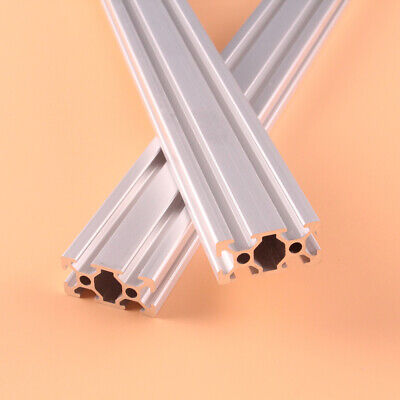 2pcs 2040 Aluminum T-slot Aluminum Extrusion 600mm 20 X 40mm For Cnc 3d Printer